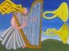 1 Harfe, 2 Trompeten (2013)