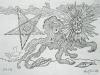 Amrum Drawing 5: Daturas Dream, 2016