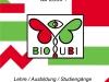 Umschlag einer Broschüre der Fakultät für Biologie, Universität Bielefeld, 2000